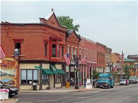 Lake Street Historic District