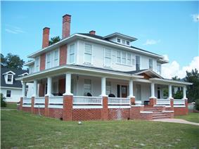 G. V. Tillman House
