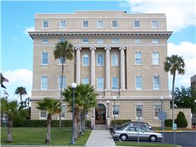 The Old Lake County Courthouse in March 2007