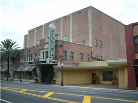 Polk Theatre and Office Building