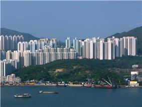 Lam Tin Skyline