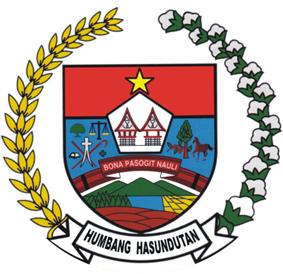 Official seal of Humbang Hasundutan Regency