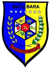 Official seal of Batubara Regency