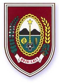 Official seal of Boyolali Regency