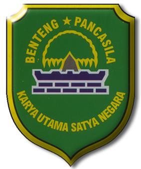 Official seal of Subang Regency