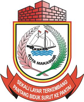 Official seal of Makassar