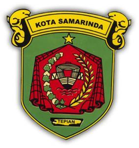 Official seal of Samarinda