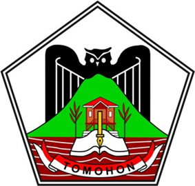 Coat of arms of Tomohon