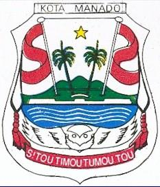 Official seal of Manado