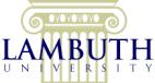 Lambuth University Logo (Trademark of Lambuth University)