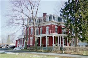William Lampman House