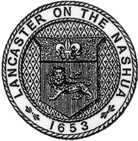 Official seal of Lancaster, Massachusetts