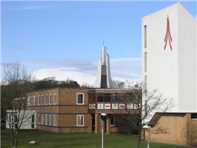 The Chaplaincy Centre at Lancaster University campus