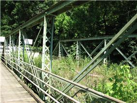 Bridge in New Garden Township