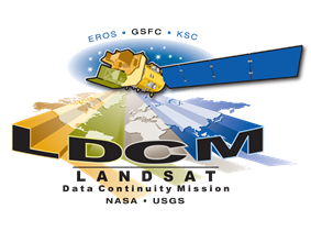 Landsat Data Continuity Mission Logo