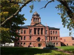 Langlade County Courthouse