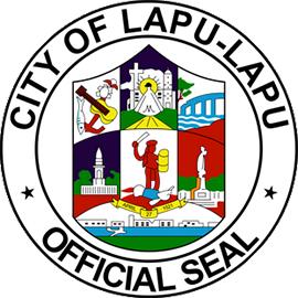 Official seal of Lapu-Lapu