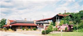 Pennsylvania Railroad Station-Latrobe