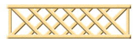 Lattice Truss