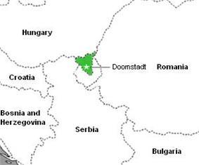 Location of Latveria