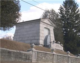 Laurel Glen Mausoleum-Laurel Hall