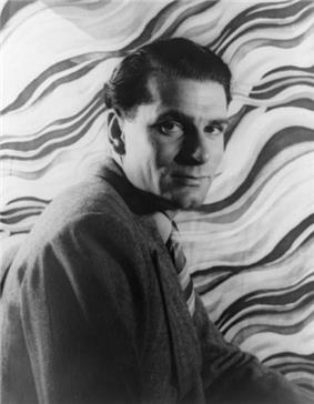 Laurence Olivier, facing to the right