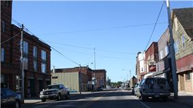 Downtown Laurium
