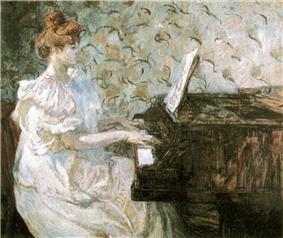 Henri de Toulouse-Lautrec, 1892