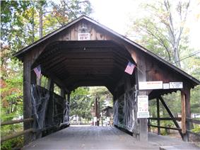 Lawrence L. Knoebel Covered Bridge