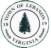 Official seal of Town of Lebanon, Virginia
