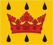 Flag of Leduc