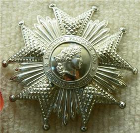 Legion Honneur CKS plaque p1090335.jpg