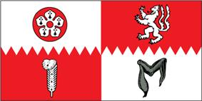 Leicestershire-Flag