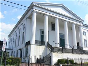 Leigh Street Baptist Church