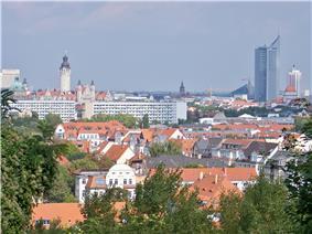 Central Leipzig