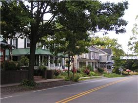 Lemont Historic District