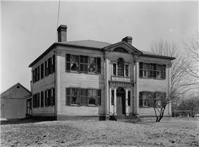 Capt. Charles Leonard House