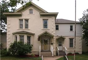 Leonard Robinson House