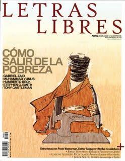 April 2006 issue of Letras Libres