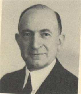 Edgar Levey, 42nd Speaker (1927–1931)