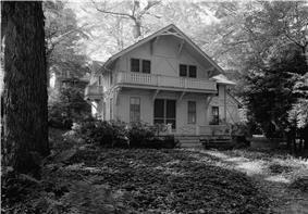 Lewis Miller Cottage, Chautauqua Institution