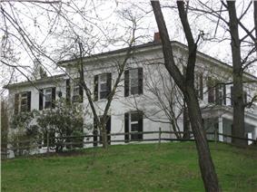 Harry and Louisiana Beall Paull Mansion