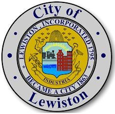 Official seal of Lewiston, Maine