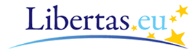 Logo of Libertas.eu