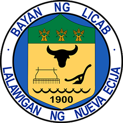 Official seal of Licab