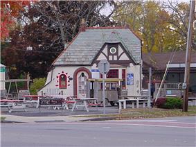Liebler-Rohl Gasoline Station