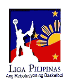 The official logo of the Liga Pilipinas.