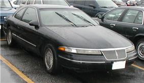 Lincoln Continental Mark VIII