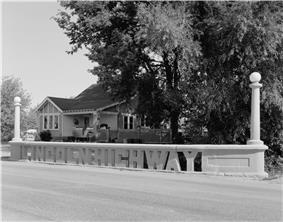 Lincoln Highway bridge