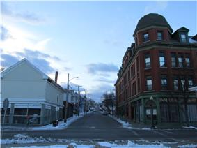 Acushnet Heights Historic District